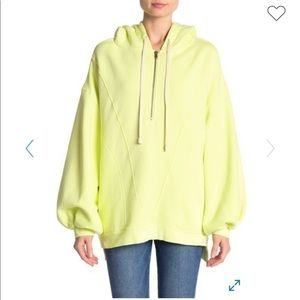 Free People High Road Hooded Pullover